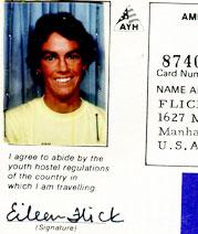 youth hostel image, 1981