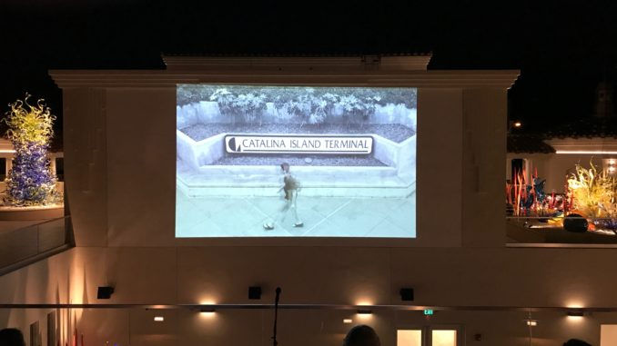 catalina island museum's outdoor theatre