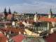 prague from the powder tower